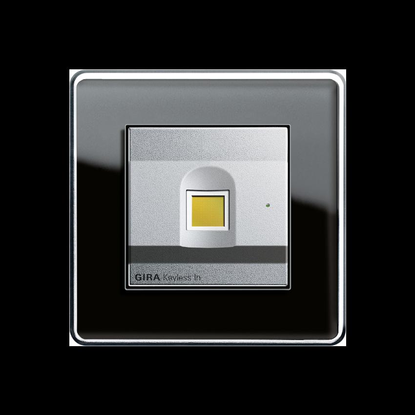 gira fingerprint gross systemtechnik. Black Bedroom Furniture Sets. Home Design Ideas